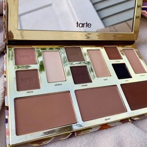 TARTE CLAY PLAY 2 EYE AND FACE SCULPTING PALETTE
